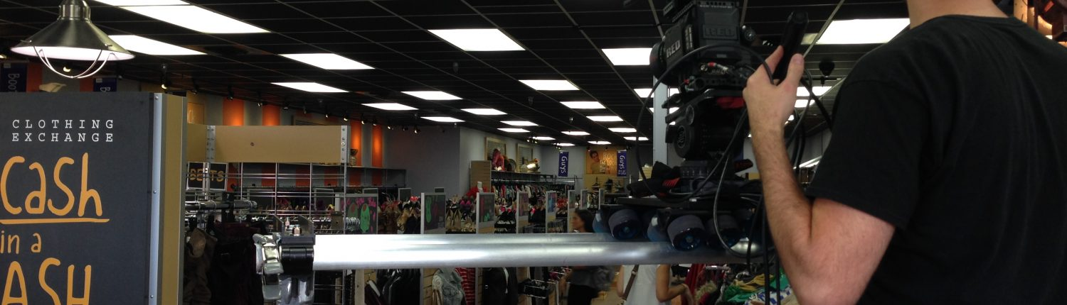 StringLine Pictures - Video Production - Retail Store