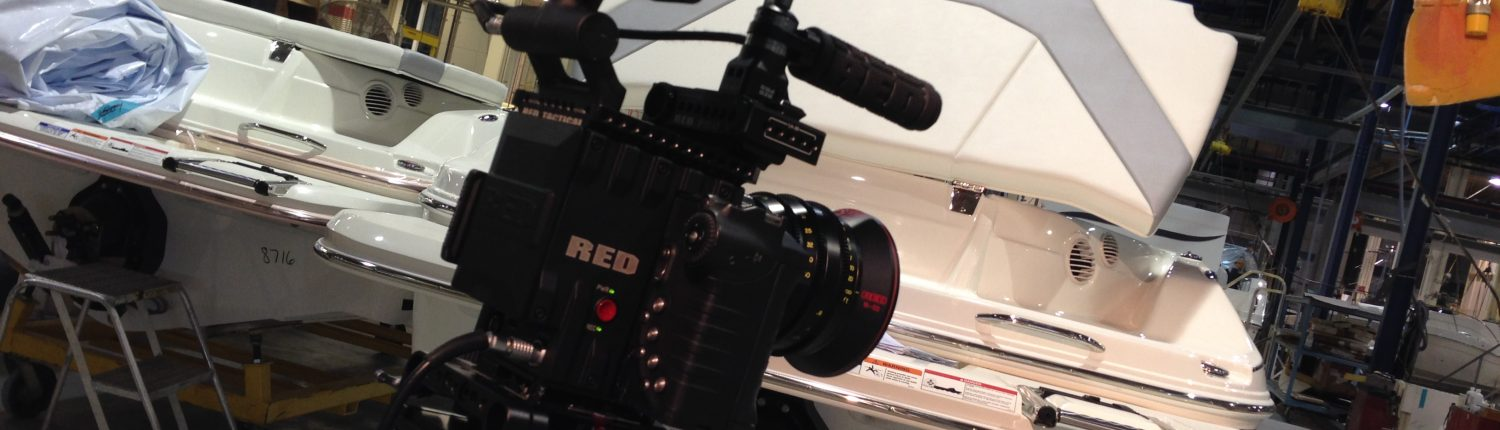 StringLine Pictures - Video Production - RED Camera