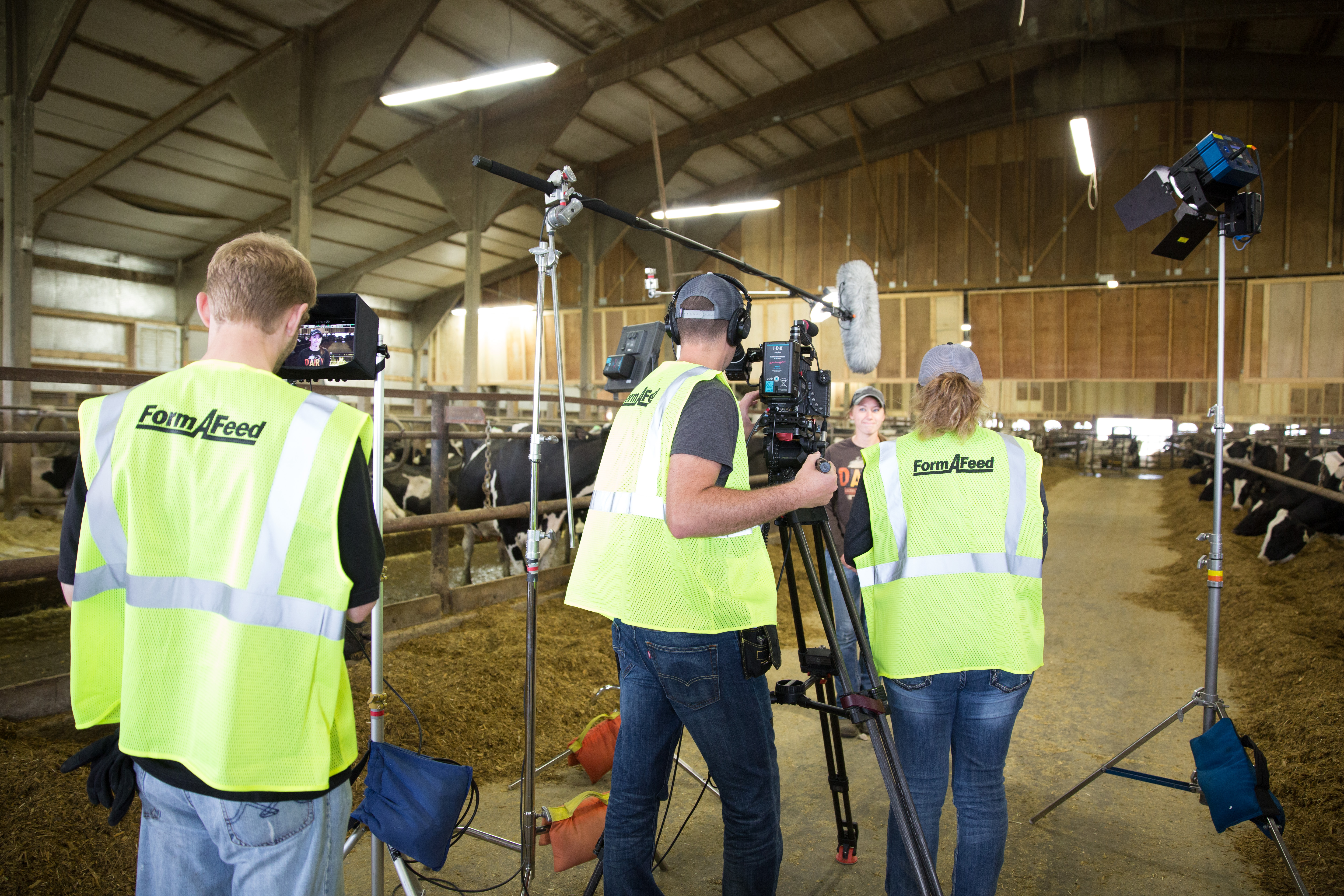 StringLine Pictures - Agriculture Video - Behind the Scenes 16