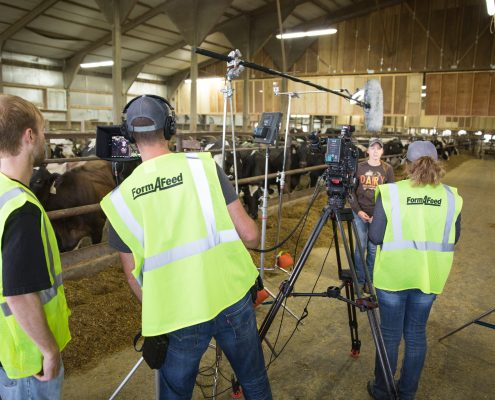 StringLine Pictures - Agriculture Video - Behind the Scenes 3